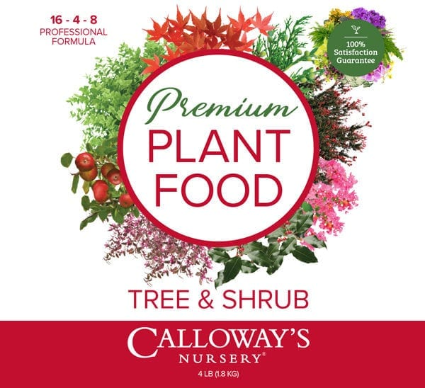 Calloway's Premium Tree & Shrub Plant Food