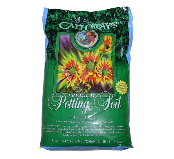 Calloway's Premium Potting Soil